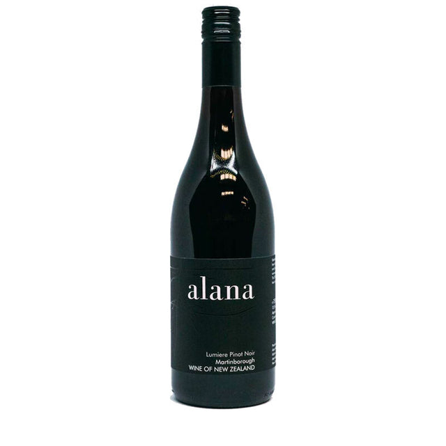 Alana Estate Lumiere Pinot Noir 2019 (6 bottle Case)