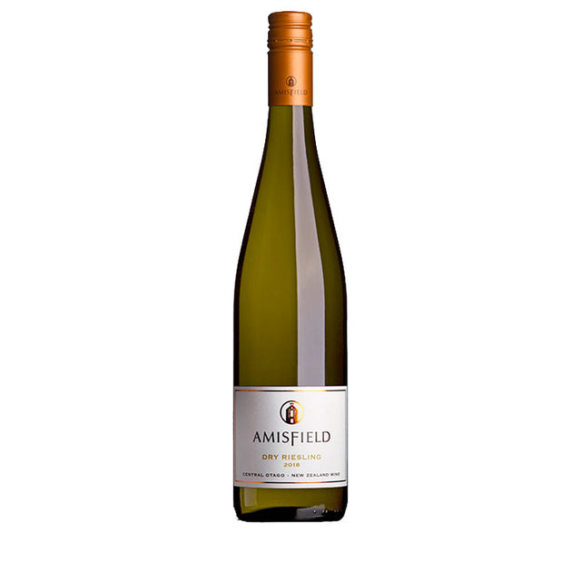 Amisfield Central Otago Dry Riesling 2018 (6 bottle case)