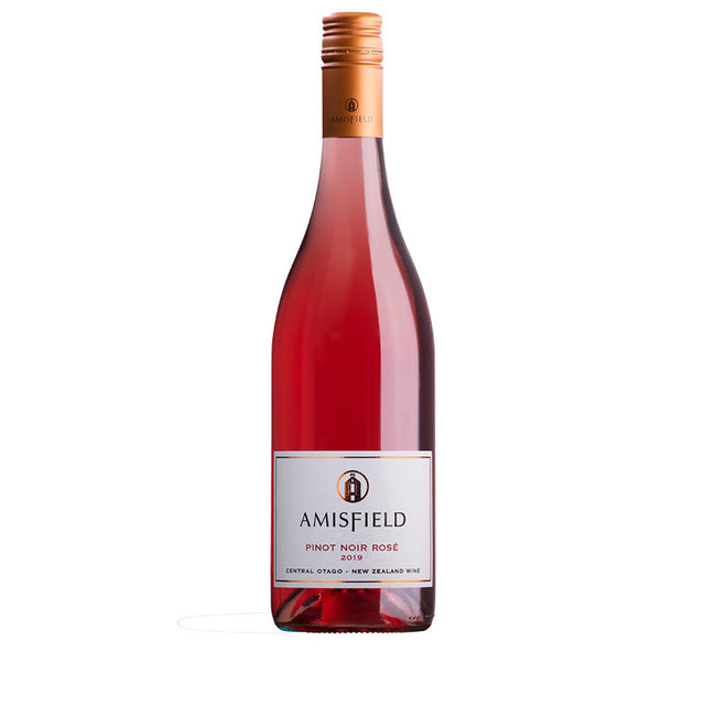 Amisfield Central Otago Pinot Noir Rose 2019 (6 bottle case)