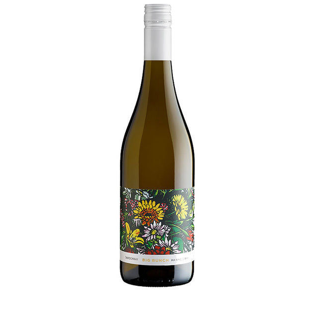 Big Bunch Hawkes Bay Chardonnay 2019 (6 bottle case)