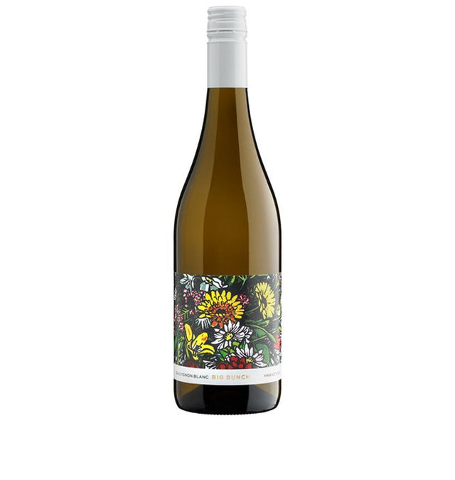 Big Bunch Hawkes Bay Sauvignon Blanc 2019 (6 bottle case)