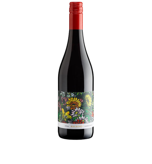 Big Bunch Hawkes Bay Syrah 2017 (6 bottle case)