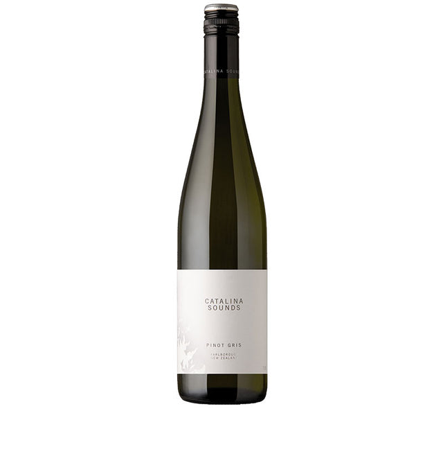 Catalina Sounds Marlborough Sauvignon Blanc 2019 (6 bottle case)