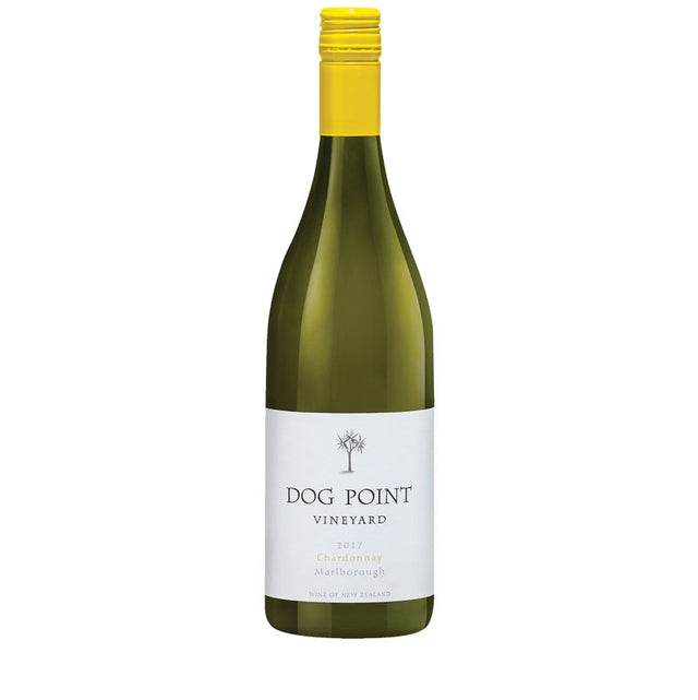 Dog Point Marlborough Chardonnay 2017 (6 bottle case)