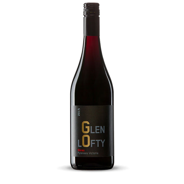 Glenlofty Pyrenees Shiraz 2015 (12 bottle case)