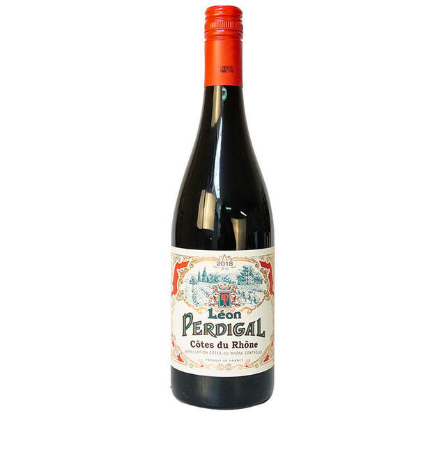 Leon Perdigal Cotes du Rhone bottle