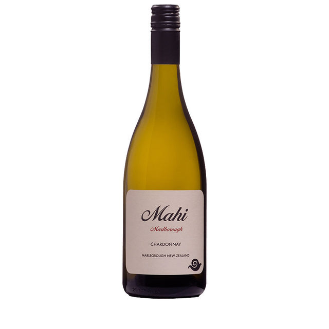 Mahi Marlborough Chardonnay 2018 (6 bottle case)