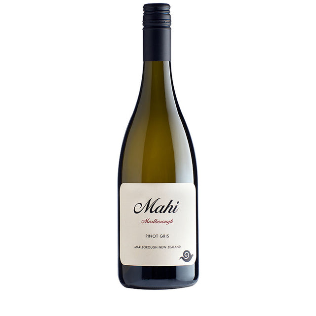 Mahi Marlborough Pinot Gris 2019 (6 bottle case)