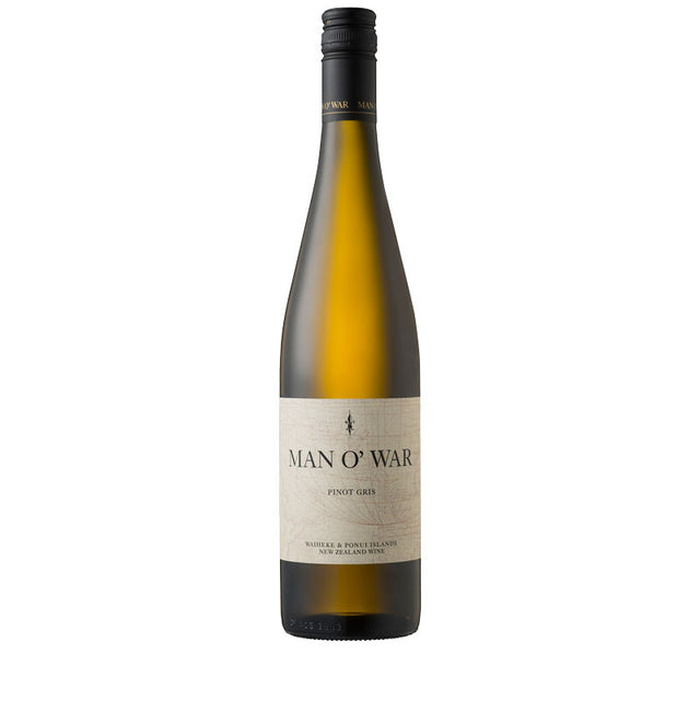 Man O' War Waiheke Island Estate Pinot Gris 2019 (6 bottle case)