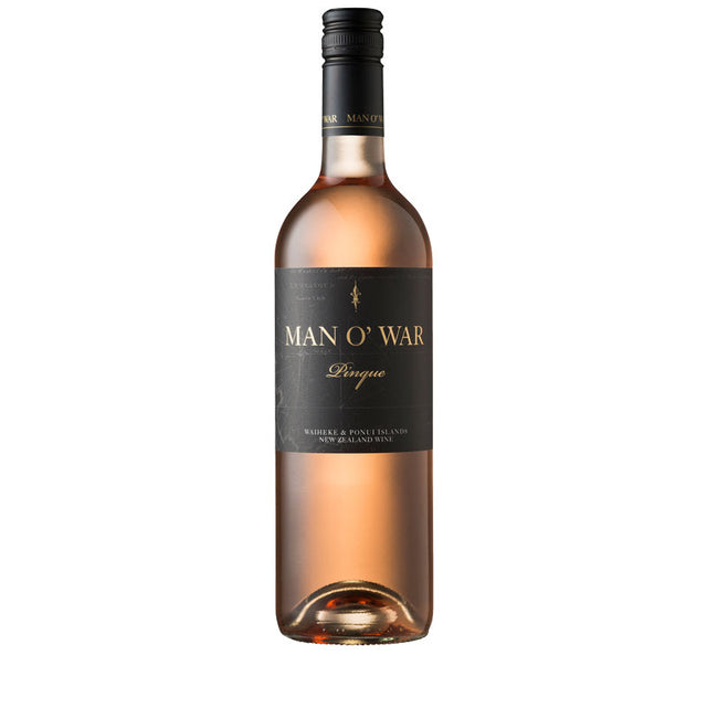 Man O' War Waiheke Island Pinque Rose 2020 (6 bottle case)