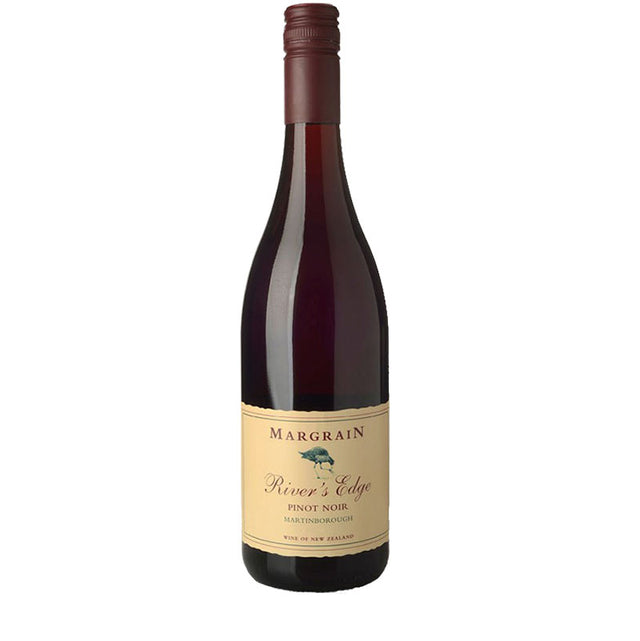 Margrain Rivers Edge Martinborough Pinot Noir 2017 (6 bottle case)