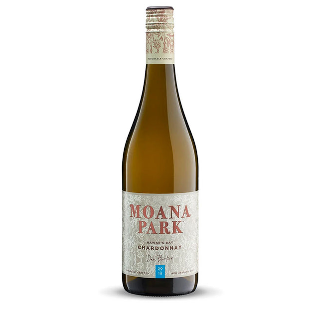 Moana Park Chardonnay 2018 (12 bottle case)