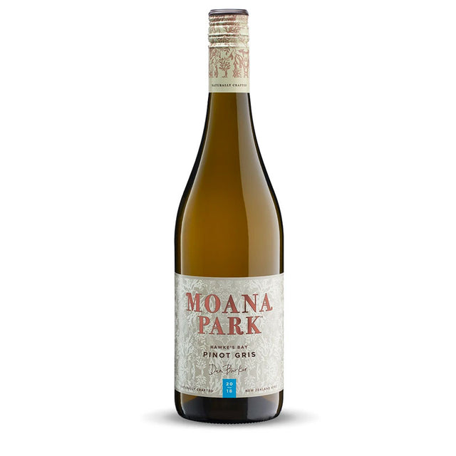 Moana Park Pinot Gris 2018 (12 bottle case)