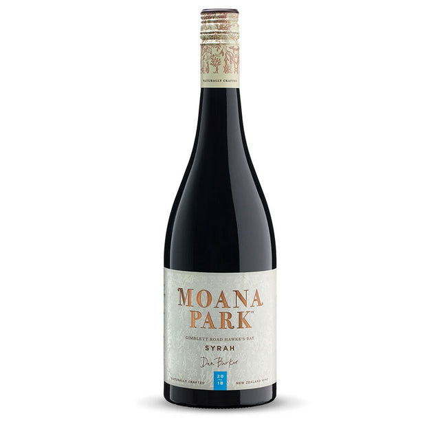 Moana Park Syrah 2018 (12 bottle case)