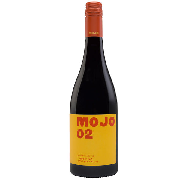 Mojo Barossa Valley Shiraz 2018 (6 bottle case)
