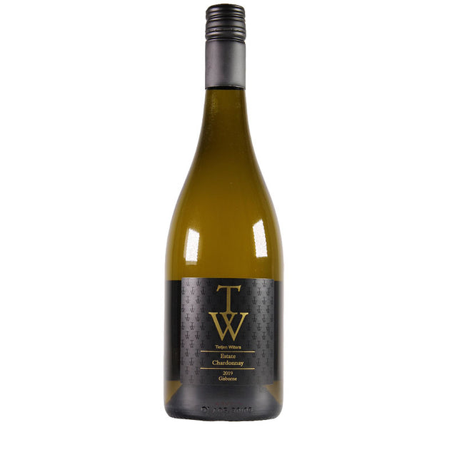 TW Wines Estate Gisborne Chardonnay 2019 (6 bottle case)