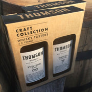 Thomson Whisky Craft Collection Mini Gift Pack 2x100ml