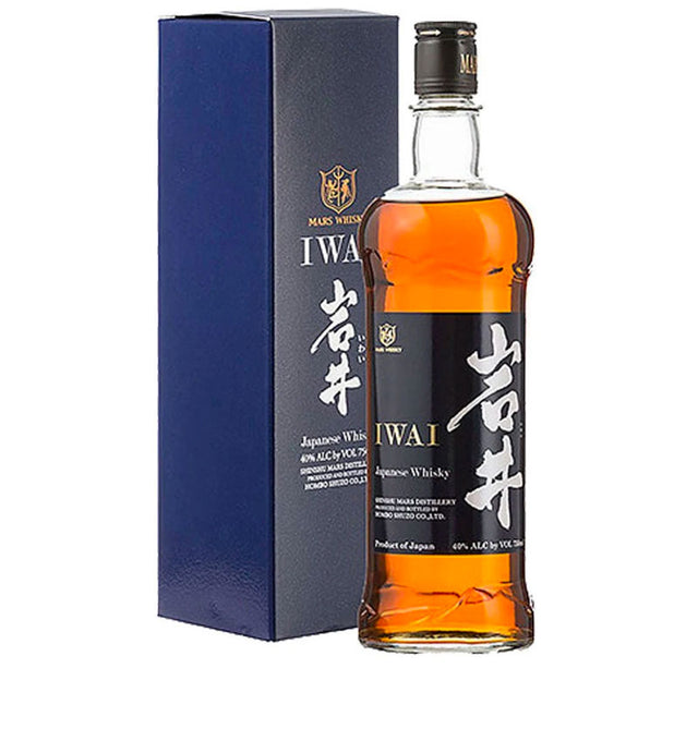 Mars Iwai Japanese Whisky 750ml