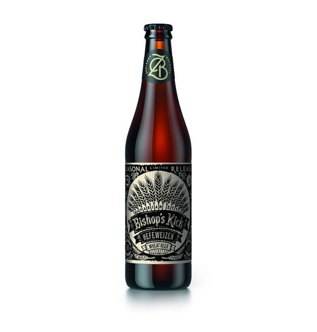 Zeelandt Bishop's Kick Hefeweizen 500ml