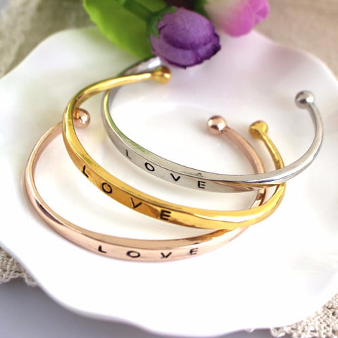 "The ""Juliet"" Love Bracelet"