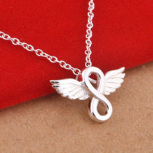 Load image into Gallery viewer, My Angel in Heaven Necklace - Apple & Thorne