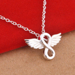 My Angel in Heaven Necklace - Apple & Thorne