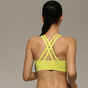 Strappy Sports Bra - Apple & Thorne