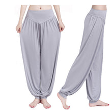 Load image into Gallery viewer, Jeweltone Harem Pants - Apple & Thorne