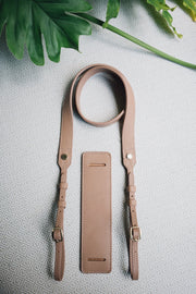 Natural Leather Camera Strap for Photographers