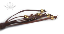 Kangaroo leather show lead in brandy & whisky - Emoticon
