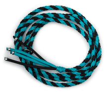 Unbreakable show lead in Neon Turquoise / Anthracite