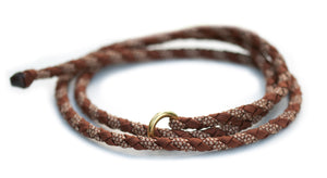 Unbrakable show lead in Chocolate Brown / Chocolate Brown & Mocca Diamonds