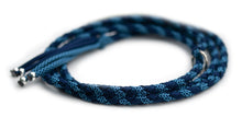 Unbrakable show lead in Midnight Blue / Midnight Blue & Baby Blue Diamonds