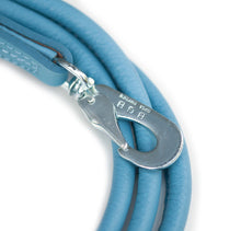 Baby blue regular dog walking lead