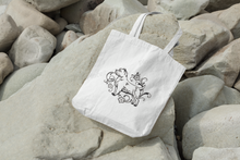 CAIRN TERRIER tote bag
