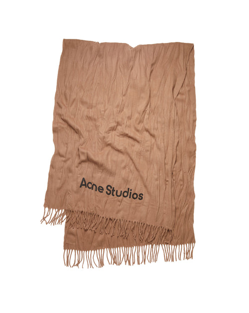 Crinkled Canada Scarf