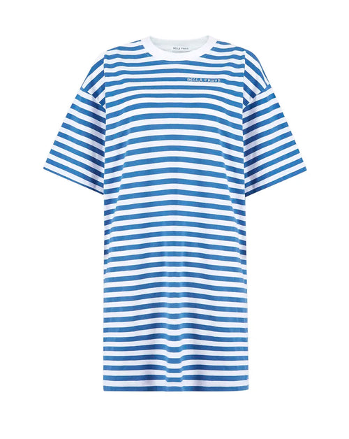 BF Striped T-Shirt Dress