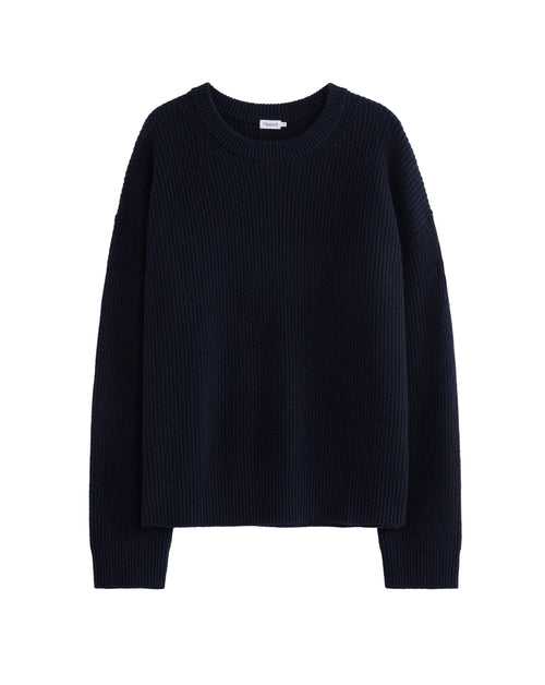 Maddox Rib Sweater