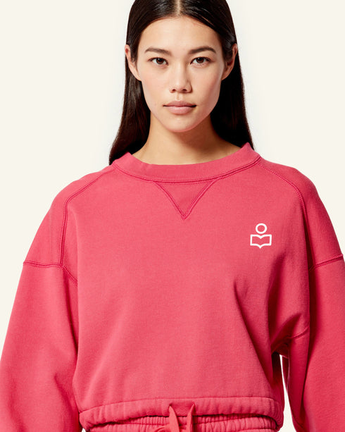 Margo Cropped Sweatshirt