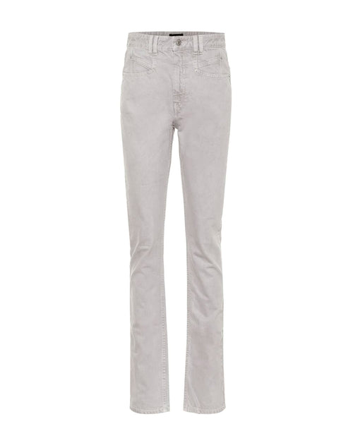 Isabel Marant Nominic Jean Light Grey