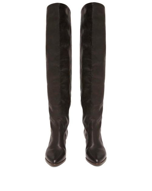 Remko Over Knee Boot