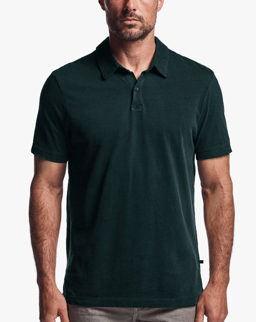 Revised Sueded Polo