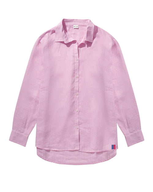 The Hutton Linen Shirt