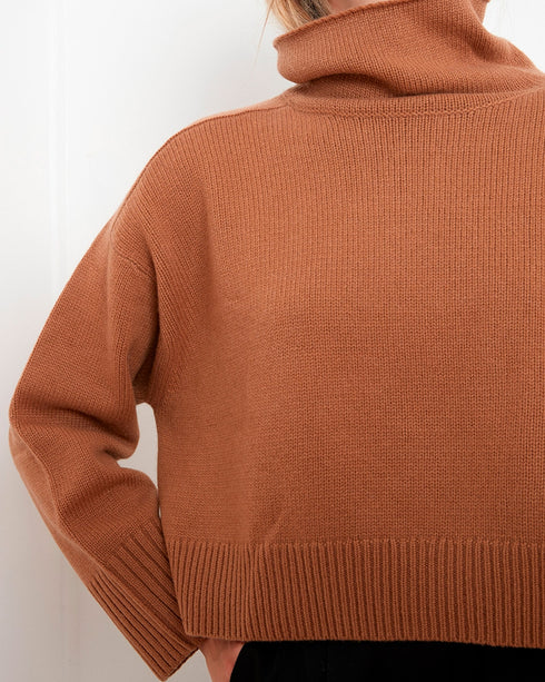 Stintino Poloneck Sweater