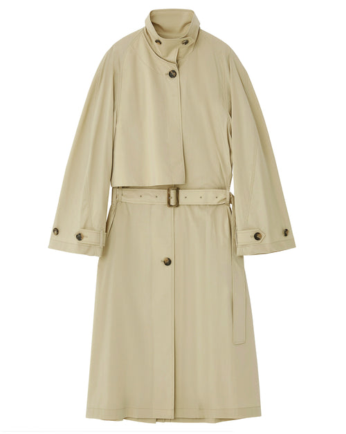 Low Waist Trench Coat