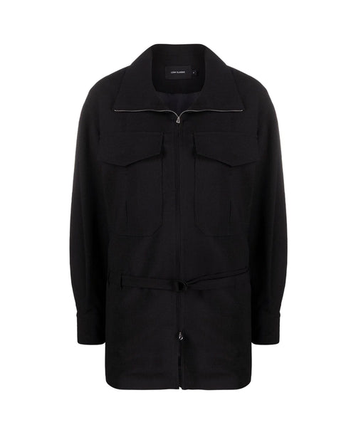 Pocket Zip Up Jacket