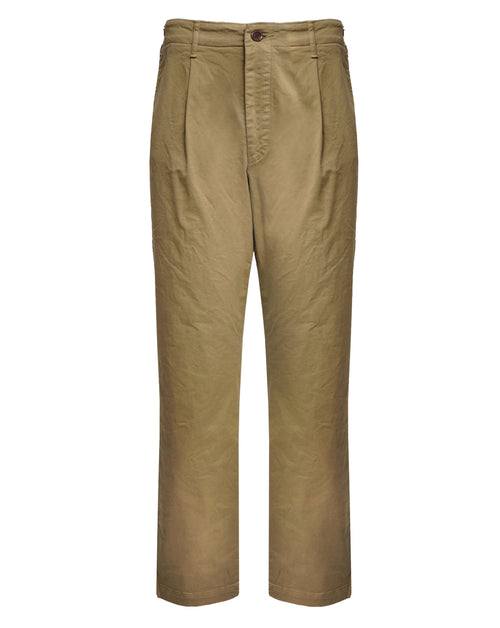 Classic Pleated Trouser