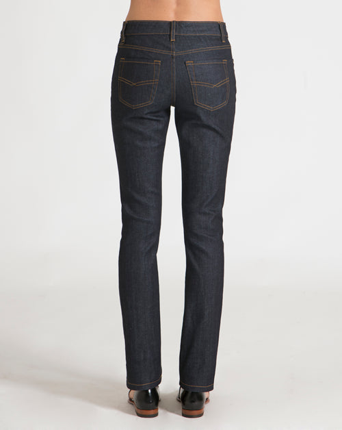 Slim Stretch Straight Leg