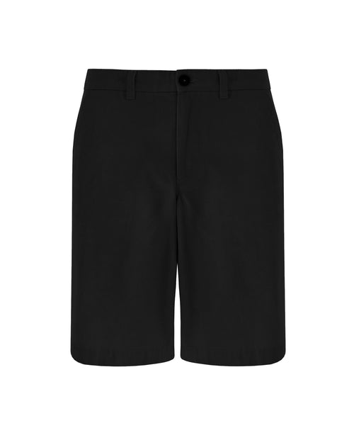 Wide Leg Welt Pocket Short