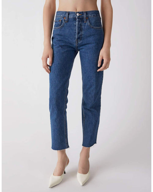 ORIGINAL HIGH RISE STOVEPIPE CROP JEANS online kaufen